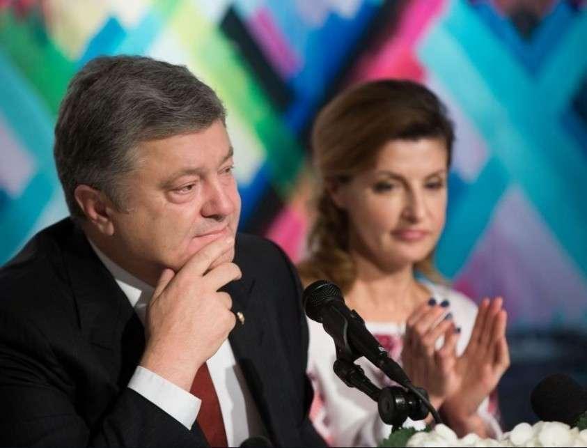 Пётр Порошенко эвакуировал свою семью из дома после визита радикалов из Нацкорпуса