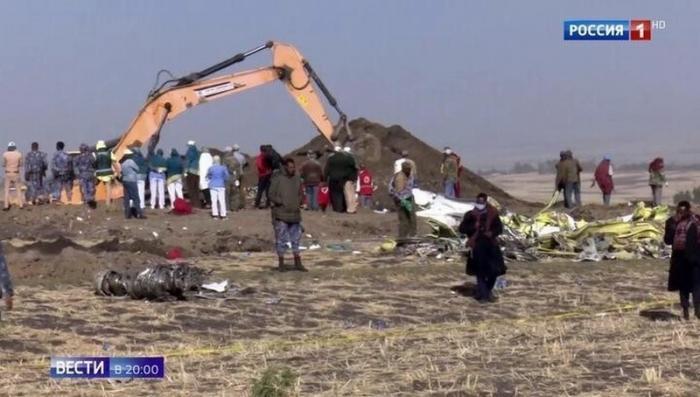 После крушения Боинга в Эфиопии несколько стран приостановили полеты Boeing 737 MAX 8