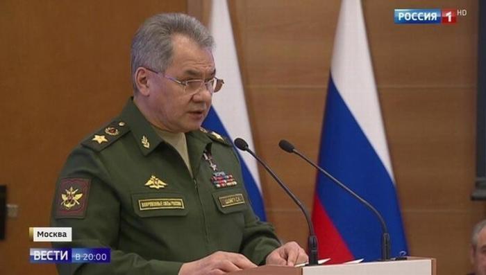 Сергей Шойгу показал в Думе новые возможности российской армии