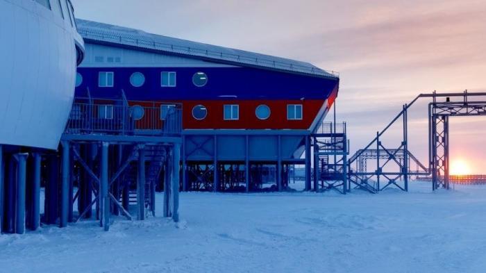 ВАрктике Россия построила уже 475 военных объектов