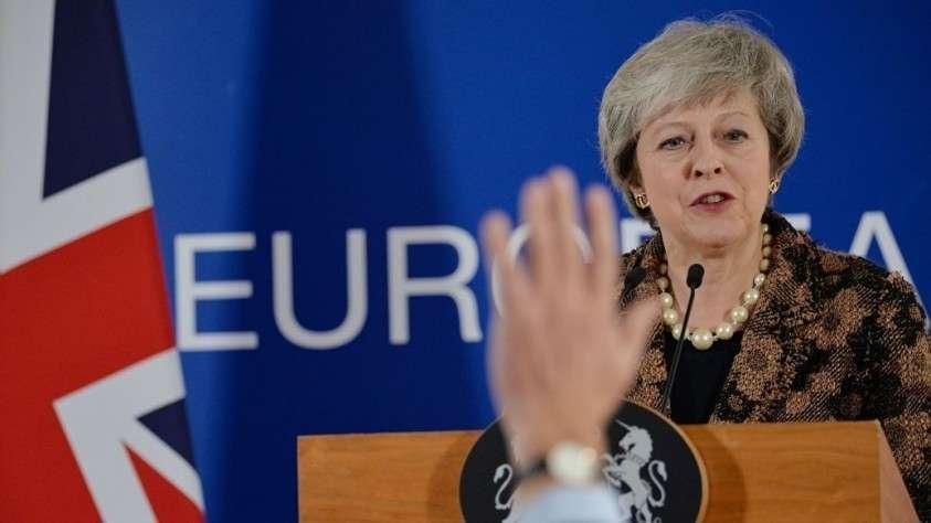 Брексит. Лондон согласовал с евробюрократами изменения в соглашении по выходу из ЕС