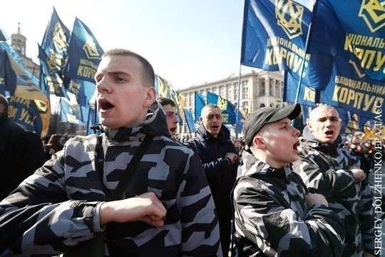 Что Порошенко не поделил с украинскими неонацистами