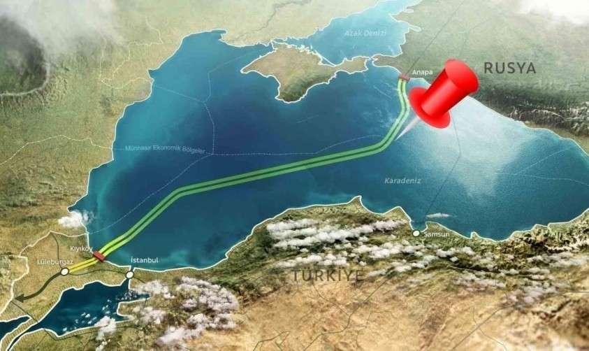 Газпром лишил Болгарию доходов от транзита российского газа