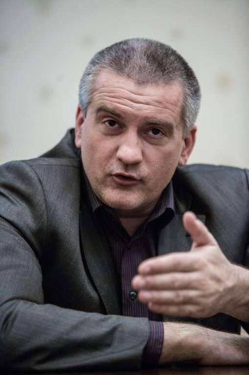 Обращение Председателя Правительства Республики Крым Сергея Аксёнова к народу Украины