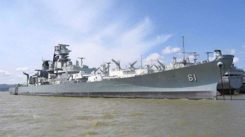 Революция в ВМФ: увидит ли мир новые линкоры
