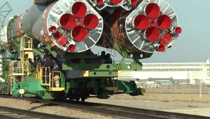 Астронавты НАСА назвали ракету