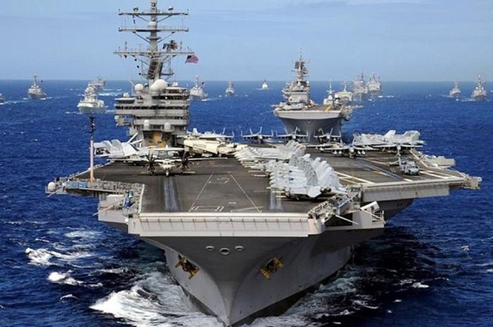 Военно-морские силы США подверглись «киберосаде» со стороны Китая