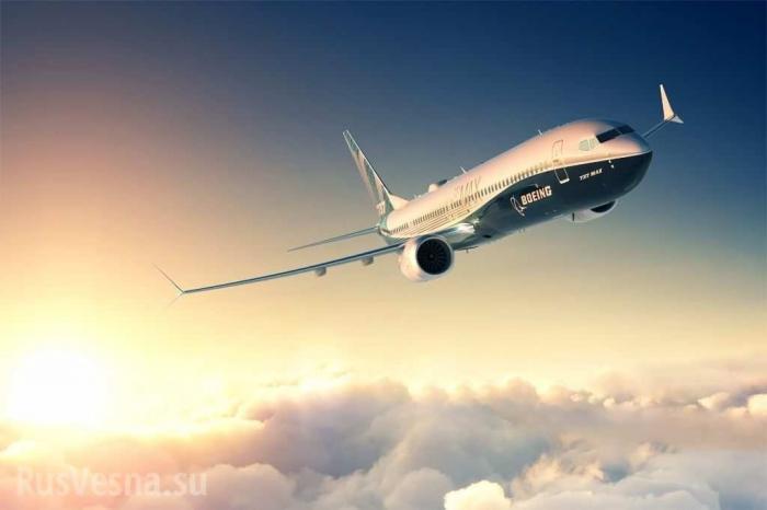 Отпадающих Боинг 737Max миротказывается, а Украина собирается закупать