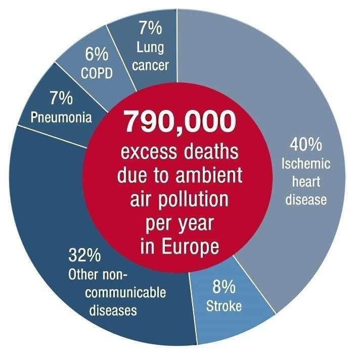 Загрязнение воздуха – причина массовых смертей во всём мире. Так ли это?