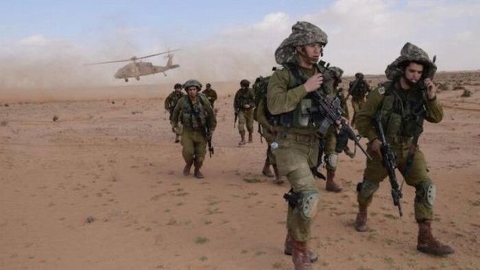Израиль начал информационную подготовку для новой агрессии против Сирии