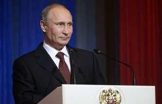 Владимир Путин: в случае воровства Украиной газа РФ будет последовательно сокращать подачу