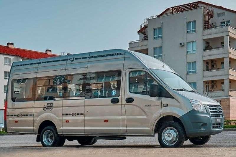 ГАЗ начал производство новых моделей фургонов и микроавтобусов.
