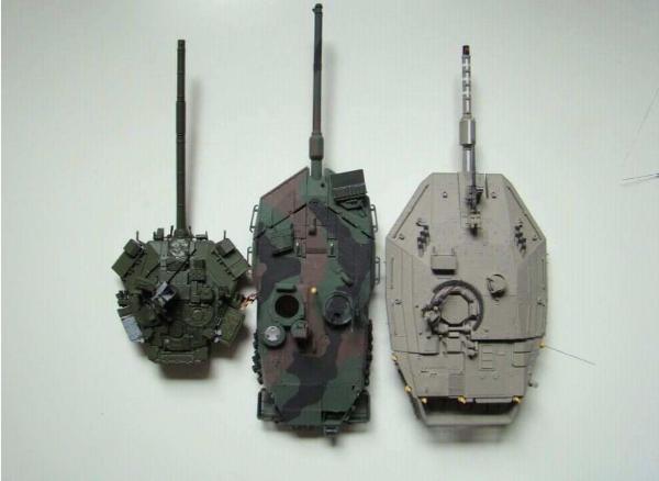 5 причин превосходства российских танков над танками НАТО