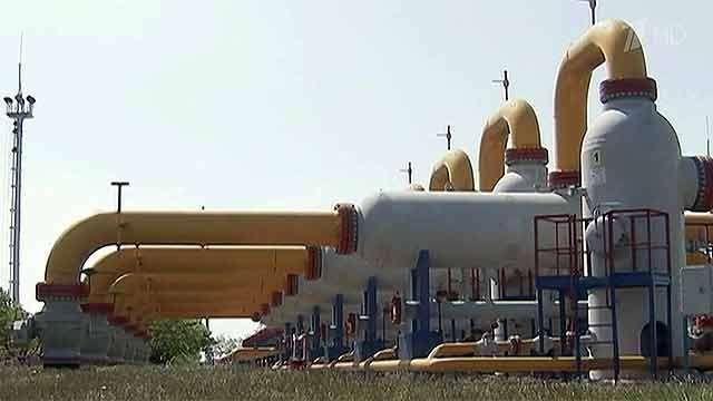 Россия и Украина договорились о цене на зимний период в 385 долларов за тысячу кубометров
