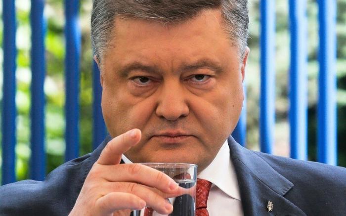 На Украине пьяный «гопак» Порошенко шокировал избирателей