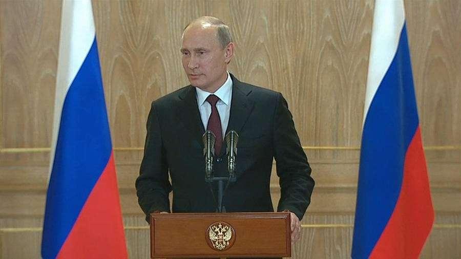Владимир Путин ответил на вопросы журналистов по итогам саммита АСЕМ