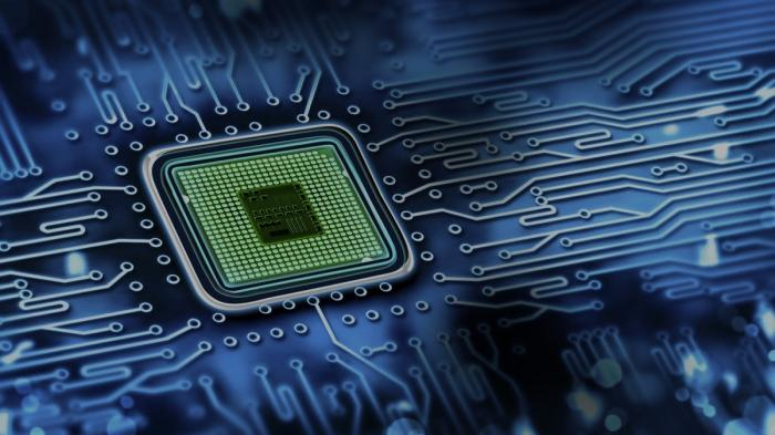 Русские процессоры собирают на заводе Микрон