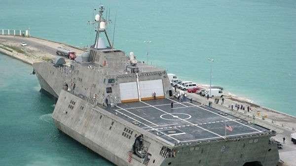 Корабли береговой обороны США: много, дорого и без гарантии