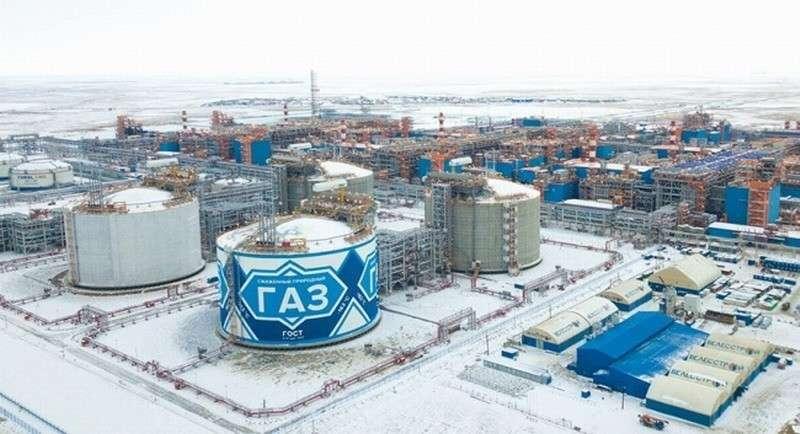 Подписано соглашение о строительстве в Архангельской области завода СПГ