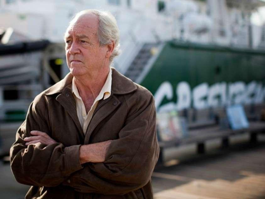 Основатель Greenpeace Патрик Мур выступил против «зелёных»
