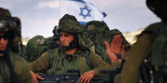 Израильские инструкторы учат украинских солдат убивать население Донбасса