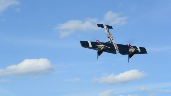 ВМАИ разработан беспилотный летательный аппарат-перехватчик