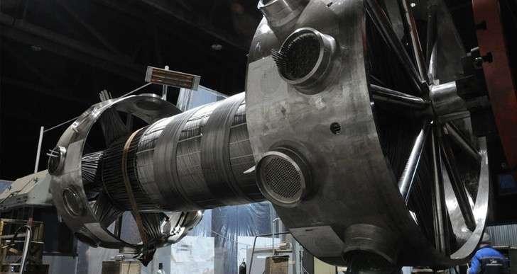 Производство испарителей для сжижения газа запустили в Ростовской области