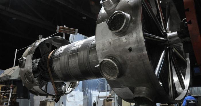 Ростовской область. Запустили производство испарителей для сжижения газа