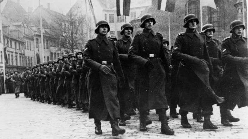 Как латышские коллаборационисты стали карателями и бойцами легиона СС