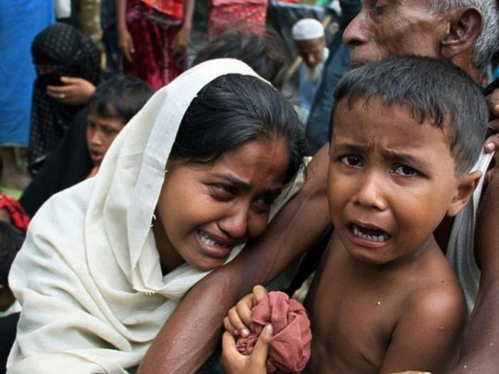 Как Нобелевский «лауреат мира» Аун Сан Су Чжи, курируемая США, топит свою страну в крови