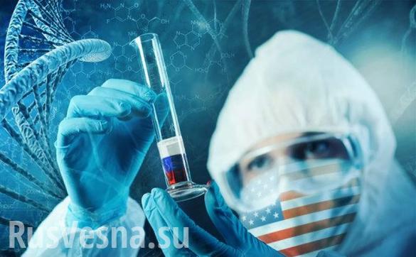 Эпидемия кори: связь между биооружием США и эпидемией на Украине | Русская весна