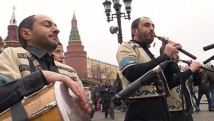 Москва присоединилась к празднику Русского Крыма