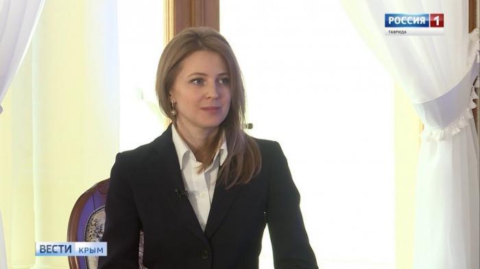 Крымская весна: интервью Натальи Поклонской. История из первых уст