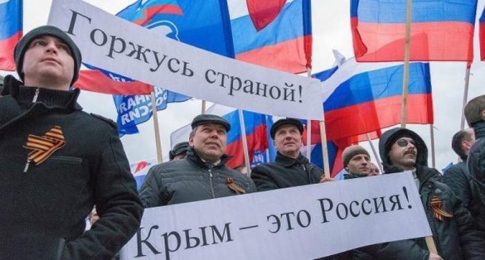 Вернув Крым, мы показали, что России далеко не 25 лет