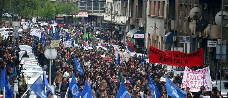 Грозит ли Сербии очередная «цветная революция»?