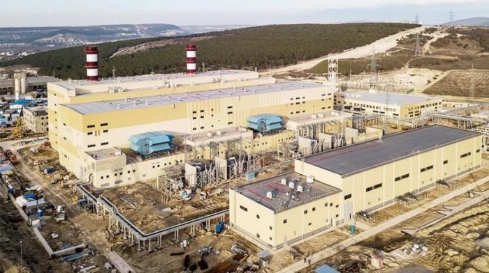 Владимир Путин дал старт работе Балаклавской и Таврической ТЭС в Крыму