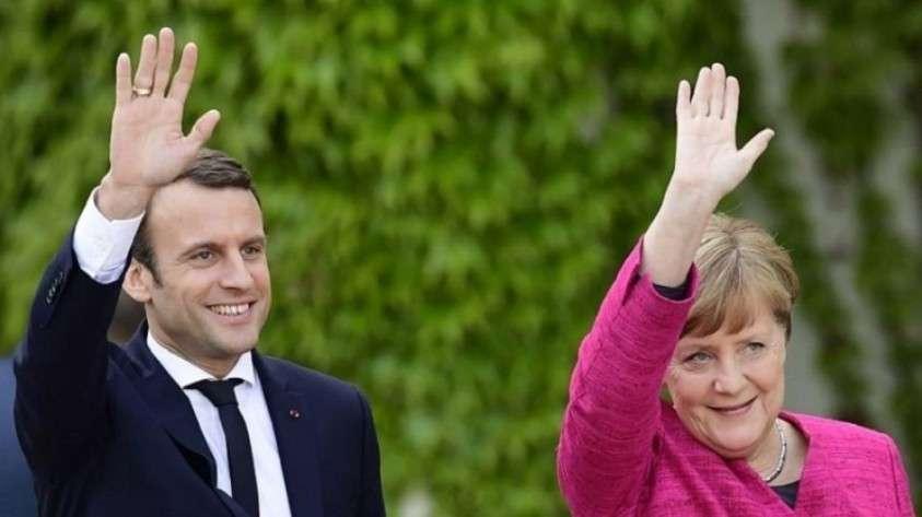 Франция и Германия возрождают империю Каролингов вместо ЕС