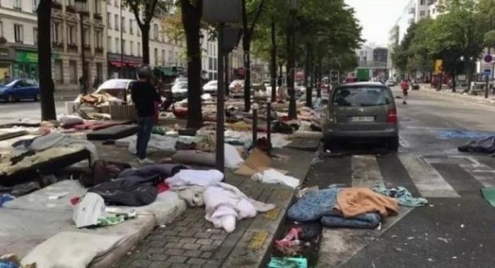 Париж готов взорваться из-за халяльного мяса и диких мигрантов