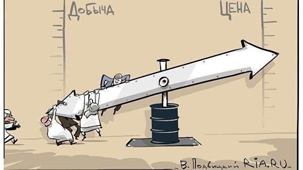 В США паника: антироссийский билль взвинтит нефтяные цены до рекорда и похоронит нефтедоллар