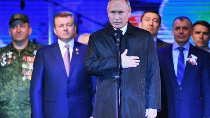 Крымская Весна 2019. Какую тайну открыл Путин крымчанам?