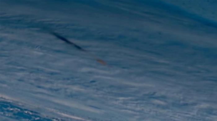 Взрыв метеорита над Камчаткой. В Сети появилось видео