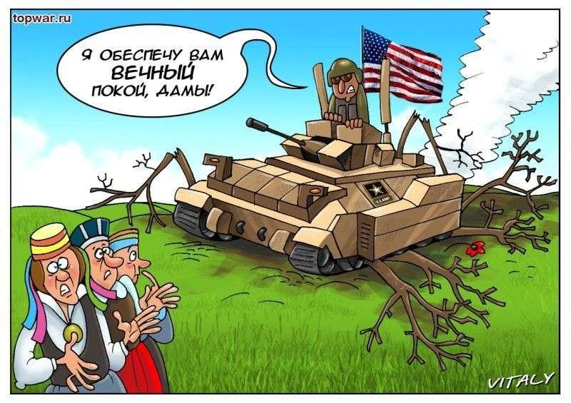 Запад принял Прибалтику с атомной бомбой, а оставил с фальшивыми шпротами
