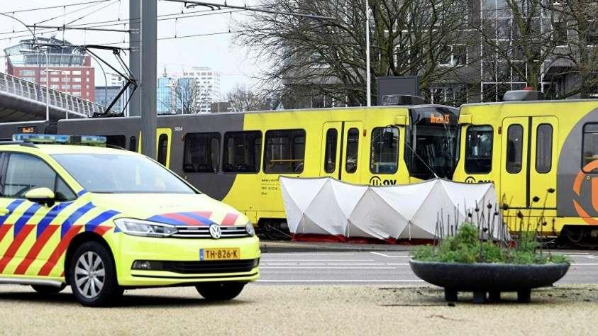 Теракте в Нидерландах. Полиция задержала еще одного подозреваемого в стрельбе в Утрехте