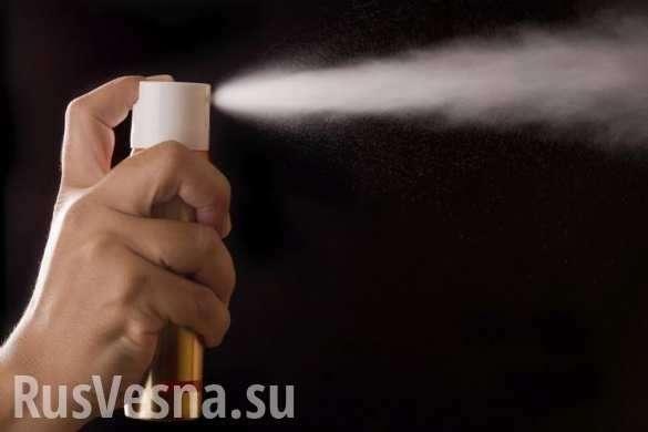 «Понимаю, почему Донбасс бунтует», – водитель маршрутки брызнул «АТОшнику» газом в лицо (ФОТО) | Русская весна