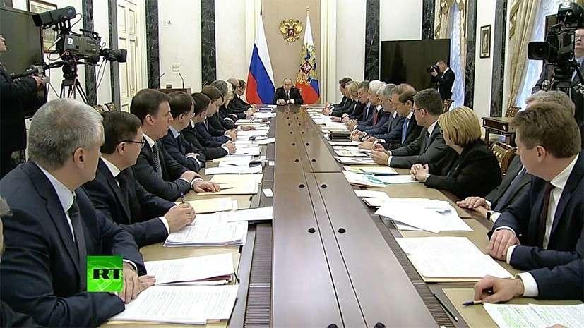 Владимир Путин о развитии Крыма после воссоединения: двигаться в нужном темпе