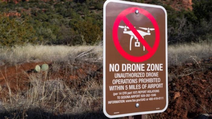 В России разработана автоматическая система для борьбы с чужими дронами нарушителями