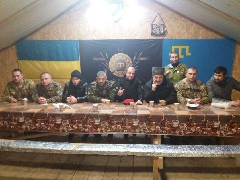 На Украине из крымских головорезов формируют мусульманский батальон «Номан Челебиджихан»