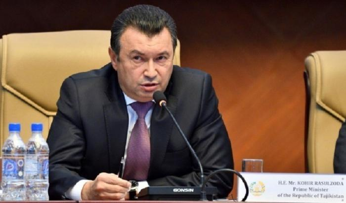 Премьер-министр Таджикистана собирается в отставку