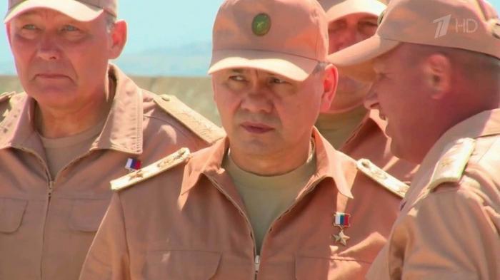 Зачем Путин посылал Шойгу с рабочим визитом в Сирию?