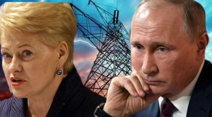 Литва хотела шантажом выторговать у России скидку, но получила повышение цены на электричество
